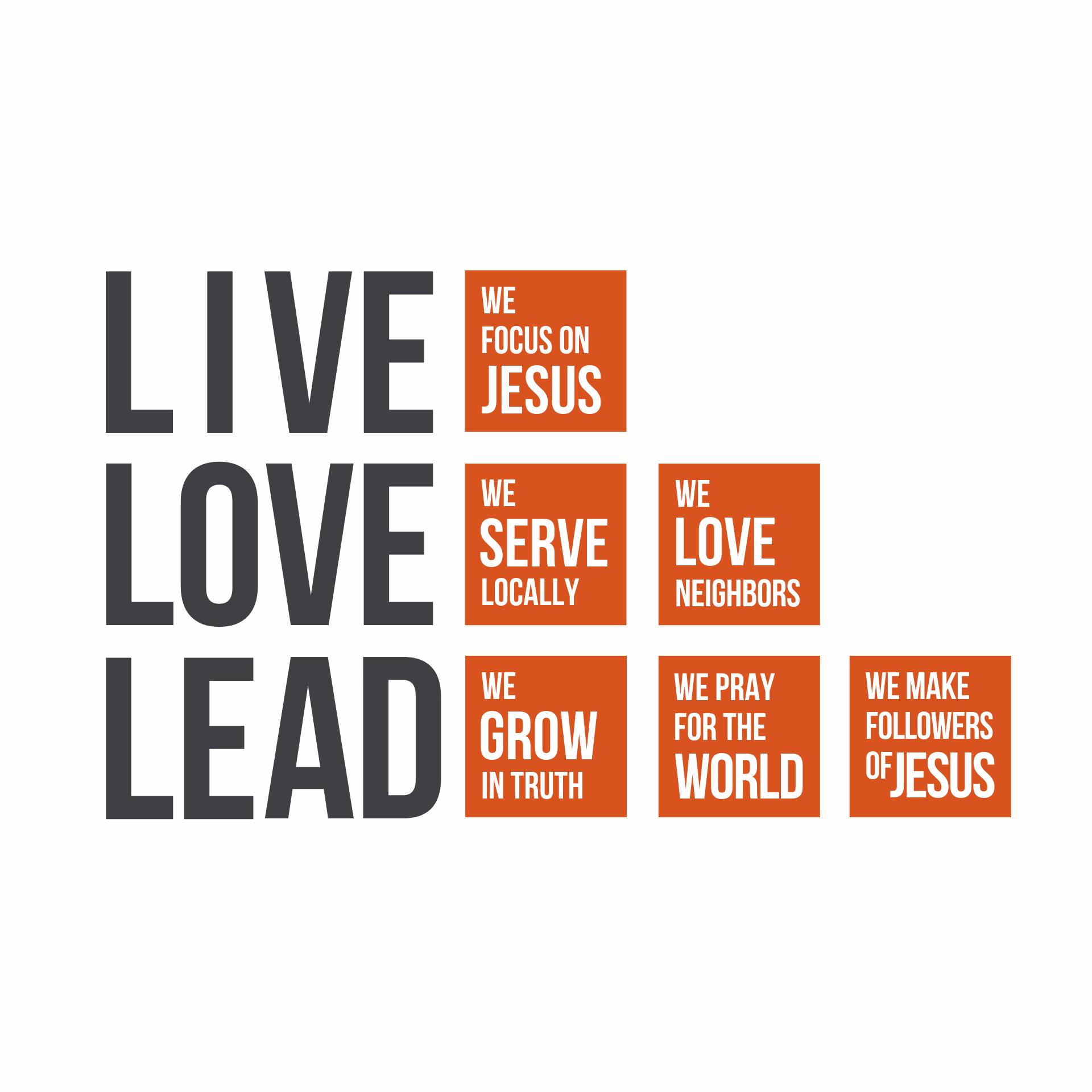 Live love lead