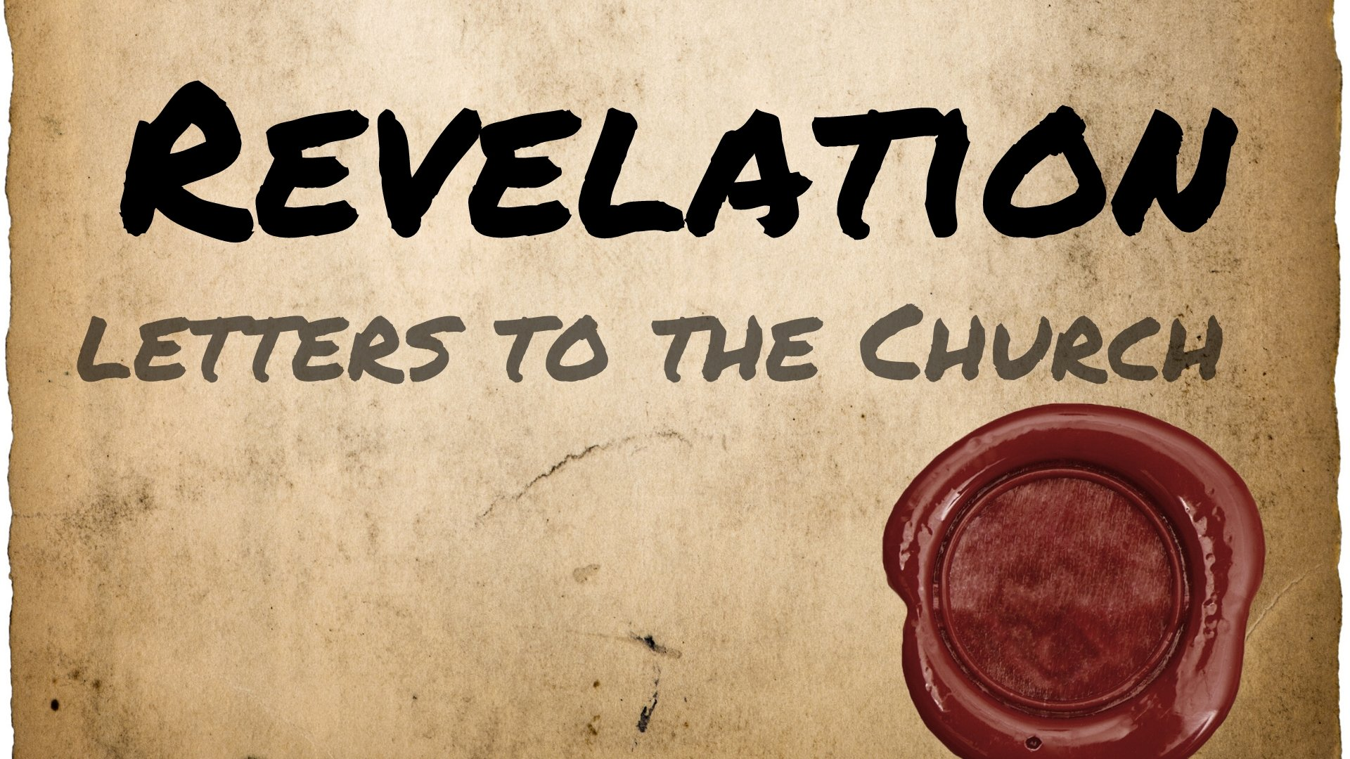 Revelation Letters to the Church
