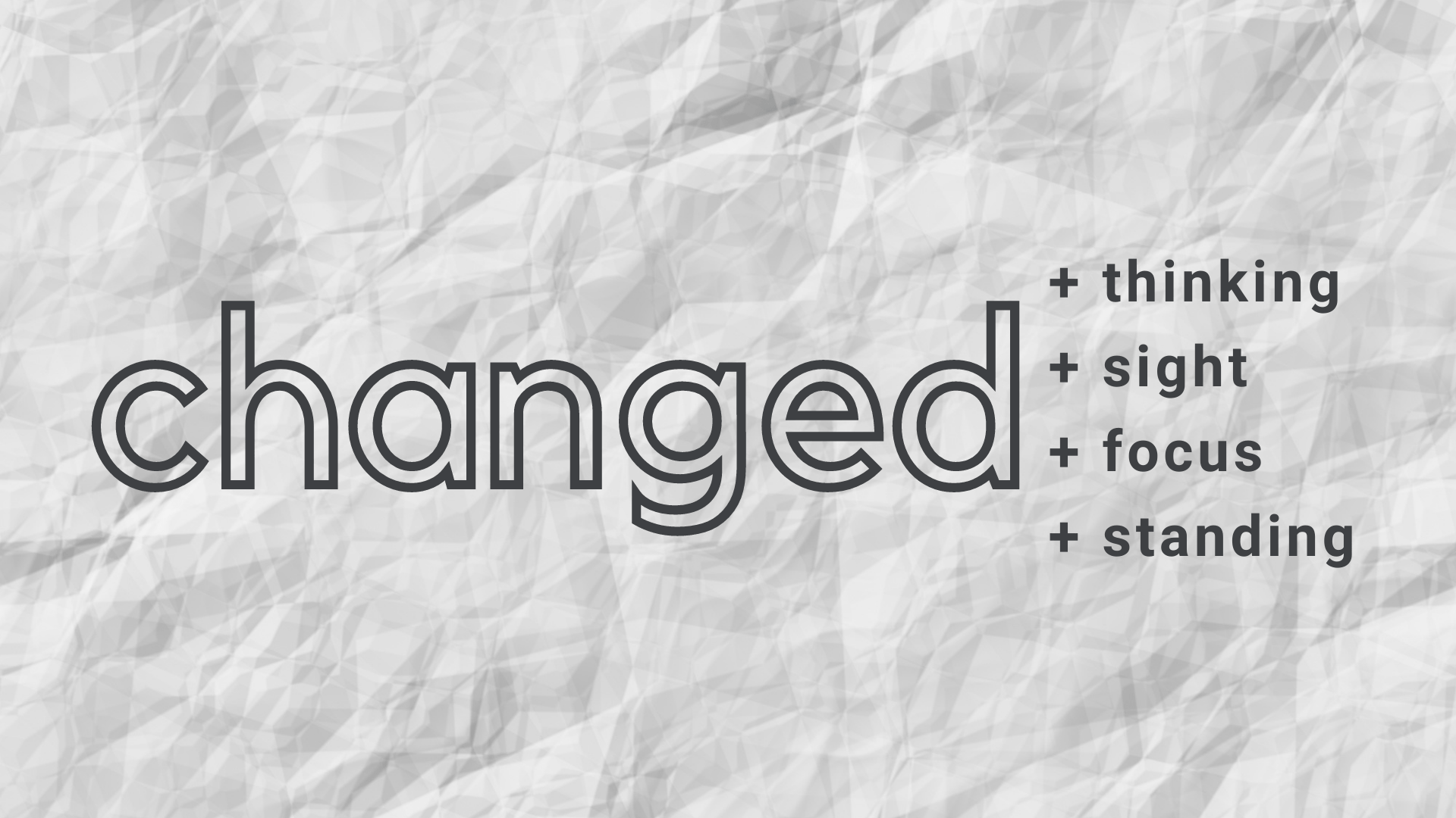 Changed 1